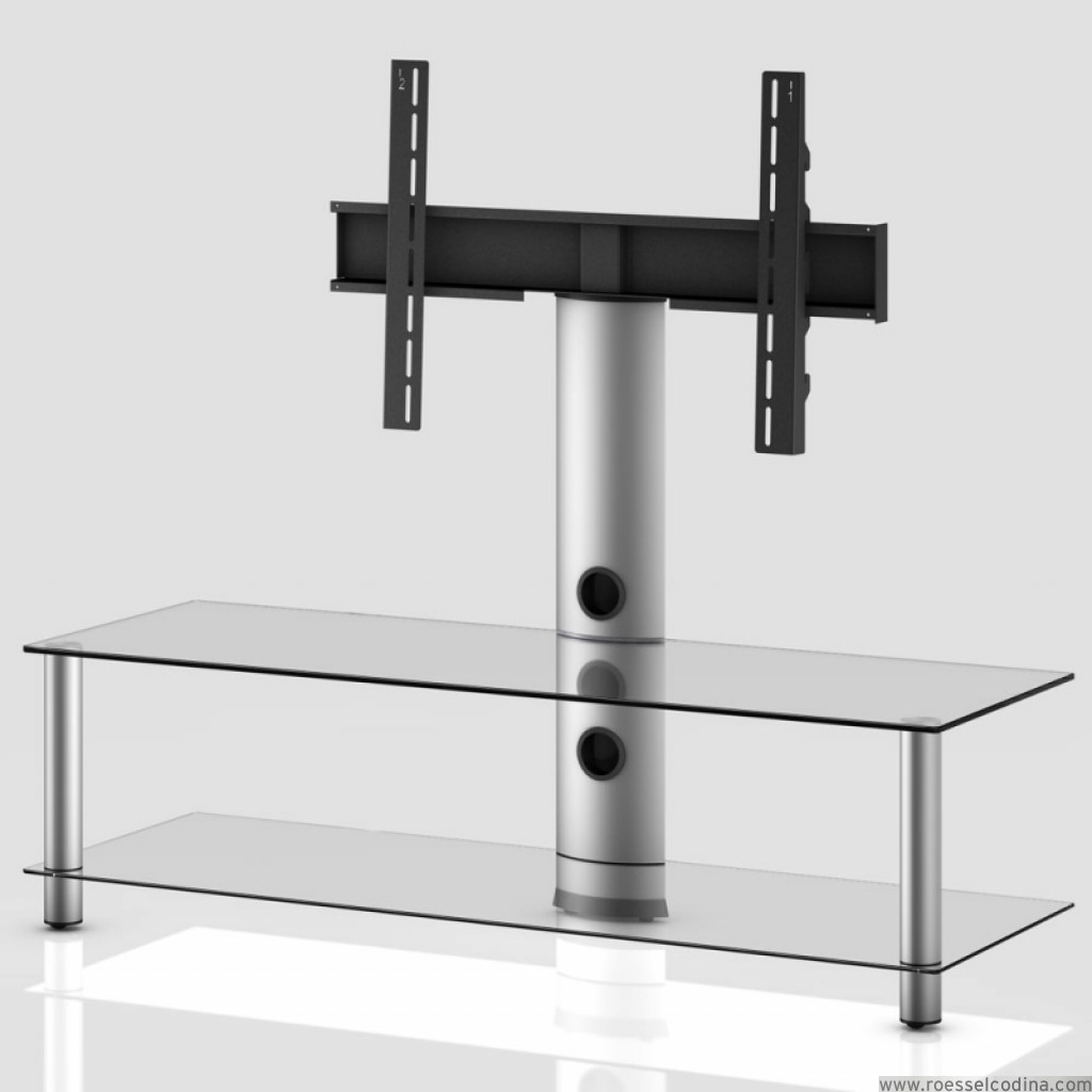 Roesselcodina product neo 130 tg mueble de tv y soporte for Mueble con soporte para tv