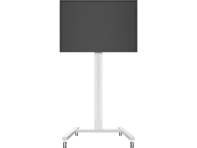 Peana TV DISPLAY STAND 180 GR (180 cms de altura). Gris.