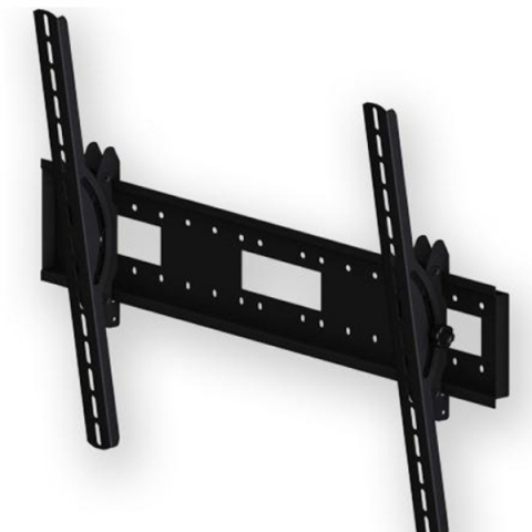 SUREFIX 340 -  Soporte TV de pared inclinable. Separación de la pared: 6,5 cms. VESA 40 x 40 hasta 80 x 50.