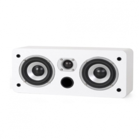 Altavoz central MAGIC CR-4 v.3. Blanco.