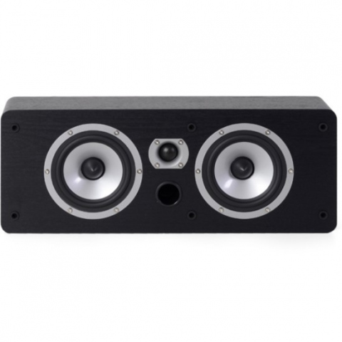 Altavoz central MAGIC CR-5 v.3. Negro.