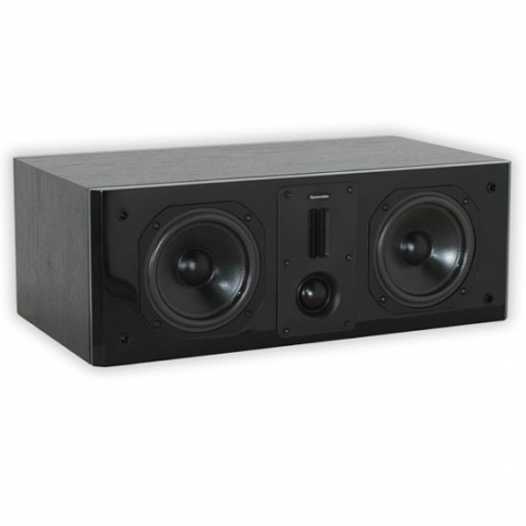 Altavoz central DEFINITION DC-5. Negro.