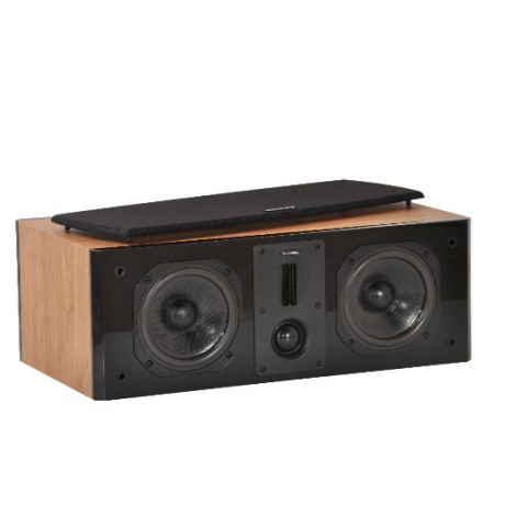 Altavoz central DEFINITION DC-5. Roble natural