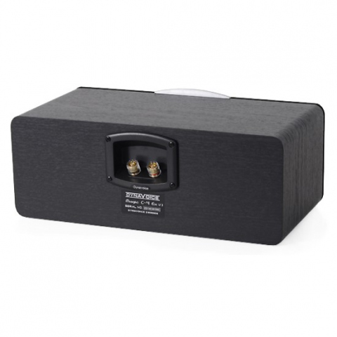Altavoz central MAGIC C-4 v.3. Negro.