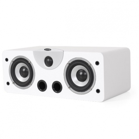 Altavoz central MAGIC C-4 v.3. Blanco.