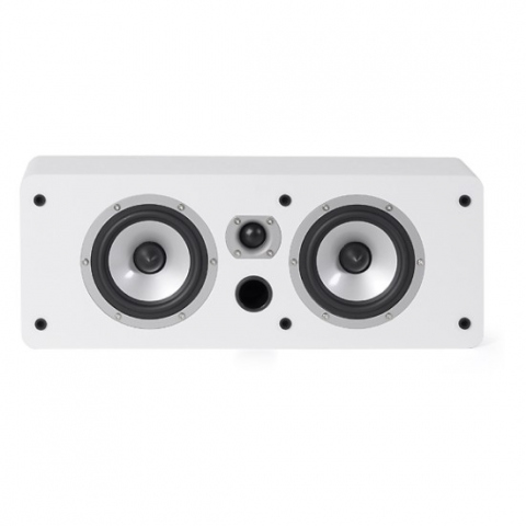 Altavoz central MAGIC CR-5 v.3. Blanco.