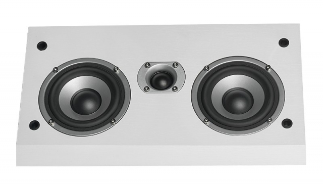 Altavoz central MAGIC FXC-4. Blanco.