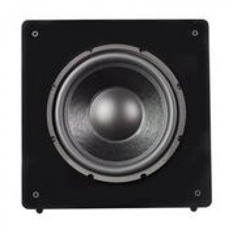 Subwoofer amplificado CHALLENGER SUB-12-Negro.